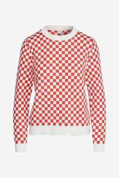 Kule Check Mate Pullover
