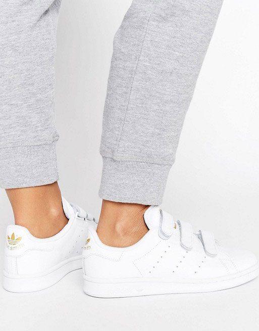 Adidas Originals White Stan Smiths