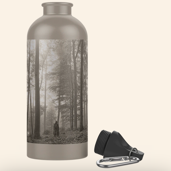 "The ""sipped away"" water bottle + digital standard album"