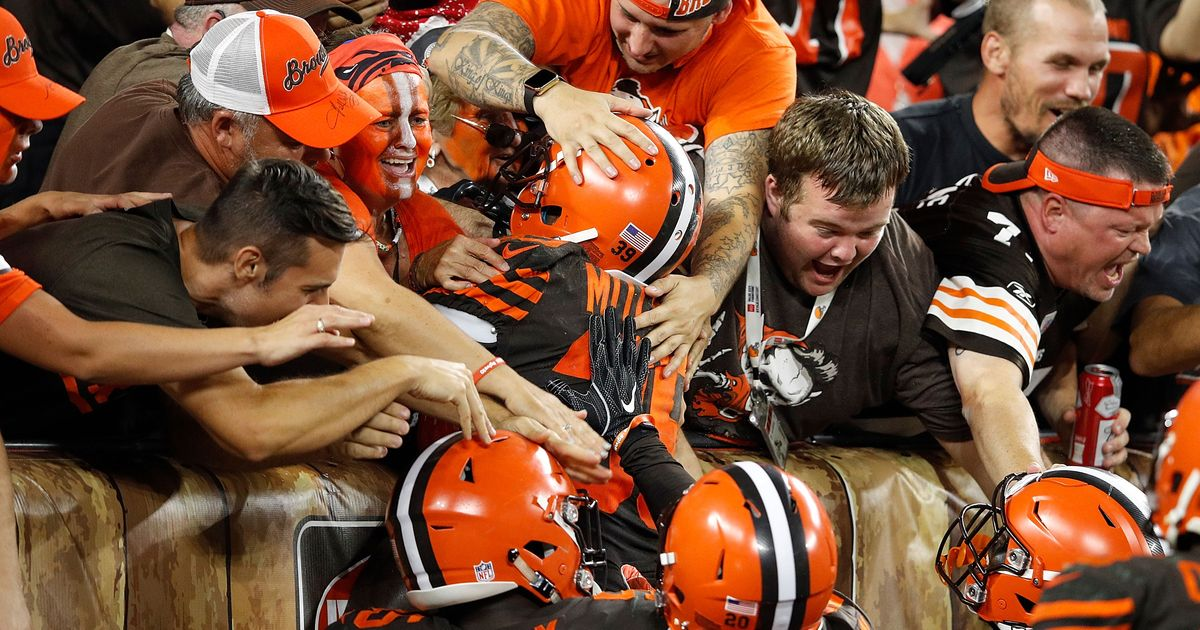 The Joyous Masochism of Rooting for the Cleveland Browns