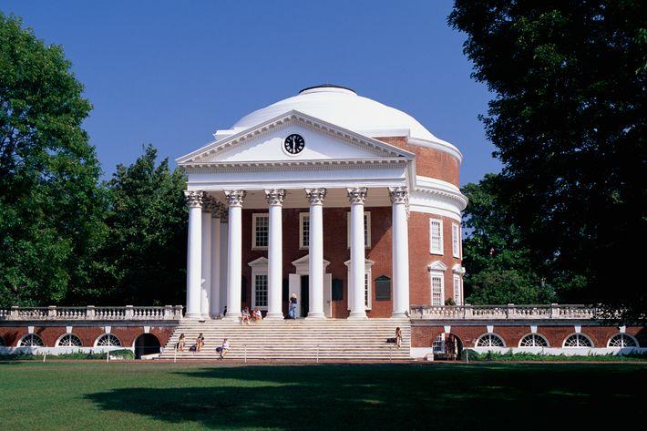 University of Virginia.