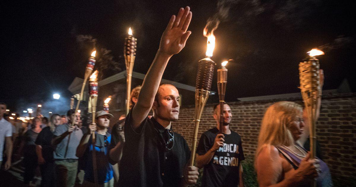 Trump Jr Liberals Are Nazis Actual Nazis We Love Trump