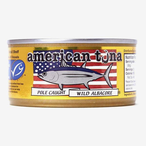 American Tuna Line Caught Salted Tuna (6 oz)