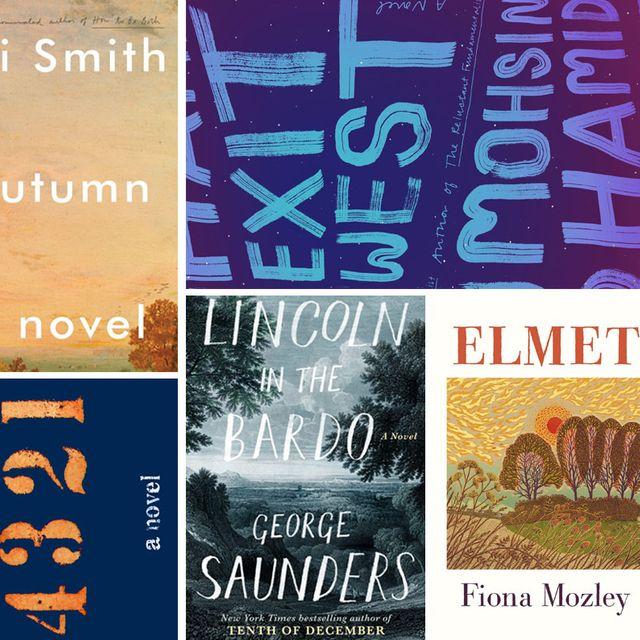 George Saunders, Paul Auster Make the 2017 Man Booker Prize Shortlist