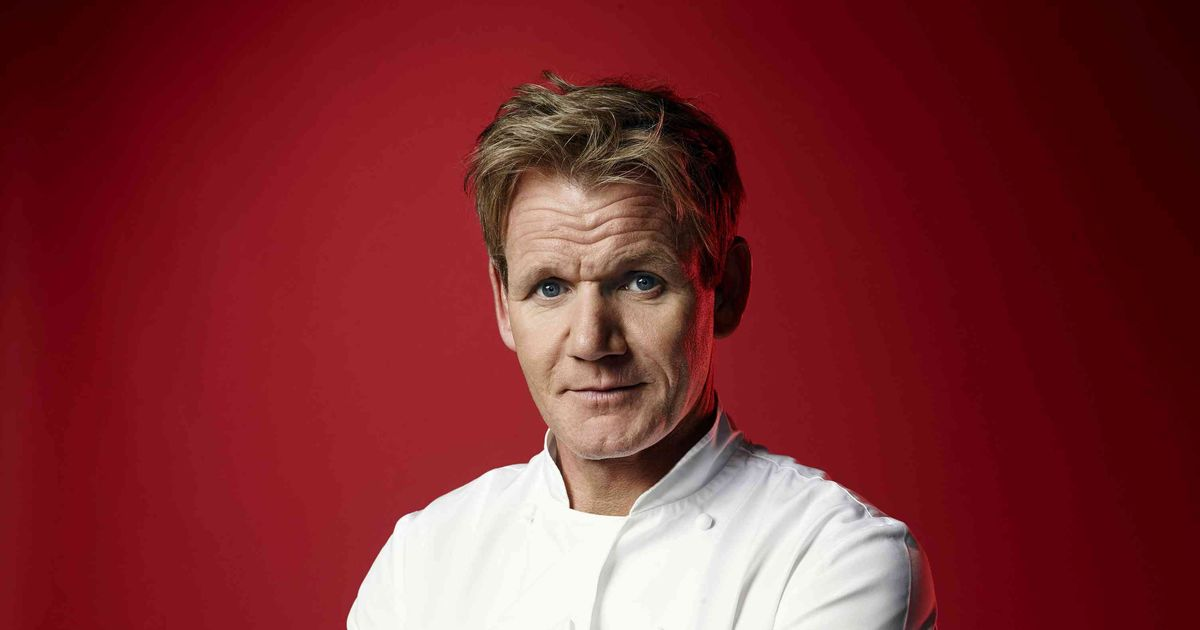 Gordon ramsay fake