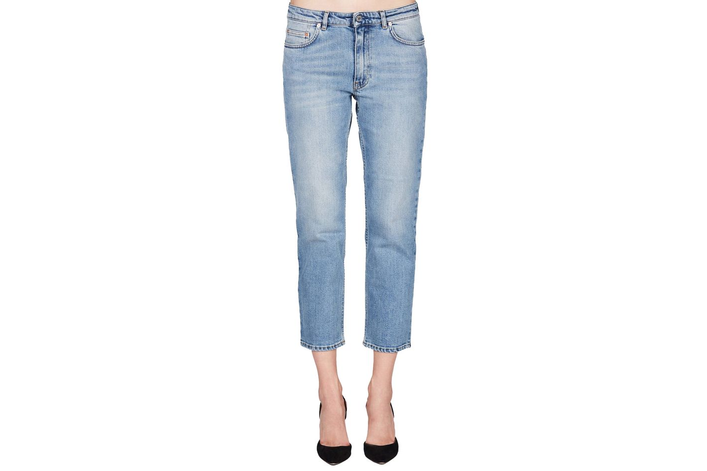 Acne Studios Row Clean Light Vintage Jeans