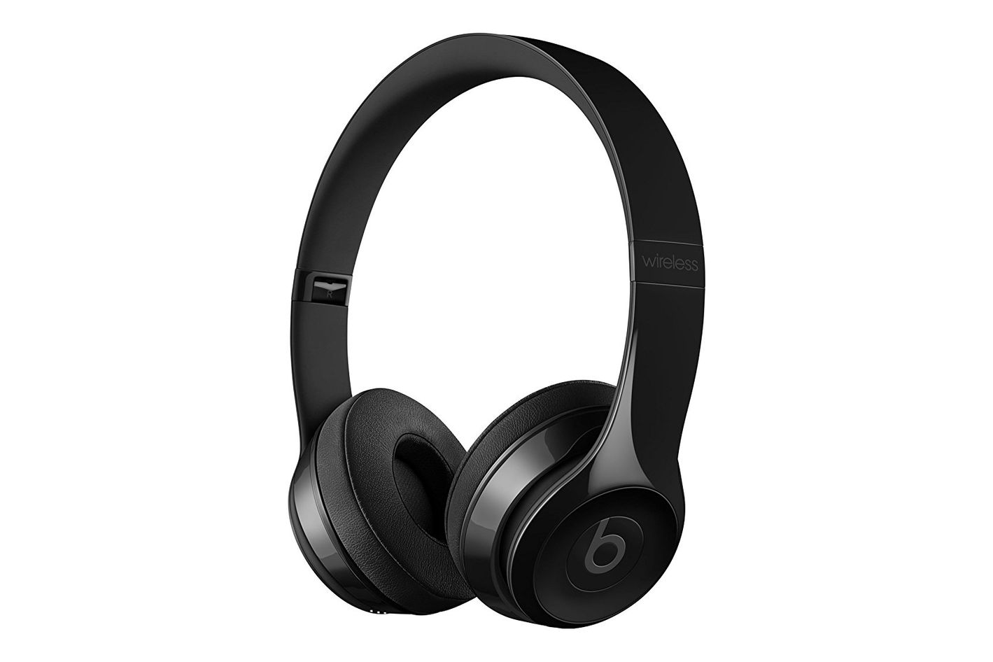 Beats Solo3 Wireless On-Ear Headphones — Gloss Black