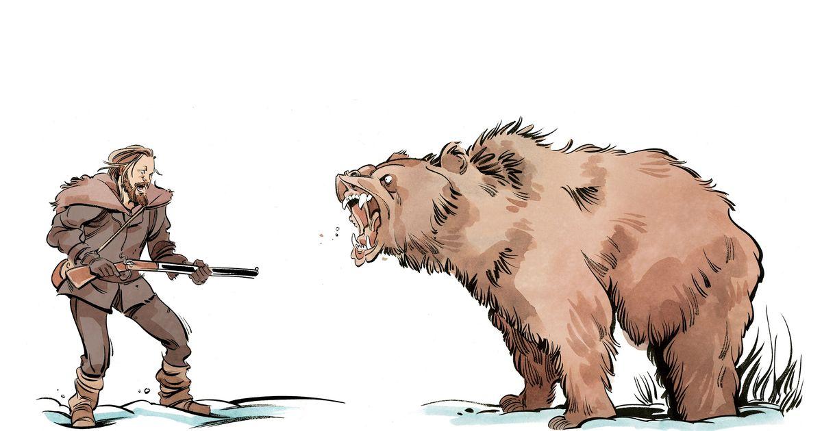How Leonardo DiCaprio Should've Handled That Bear Attack