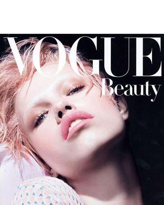 Hailey Clauson for <em>Vogue Nippon</em>.