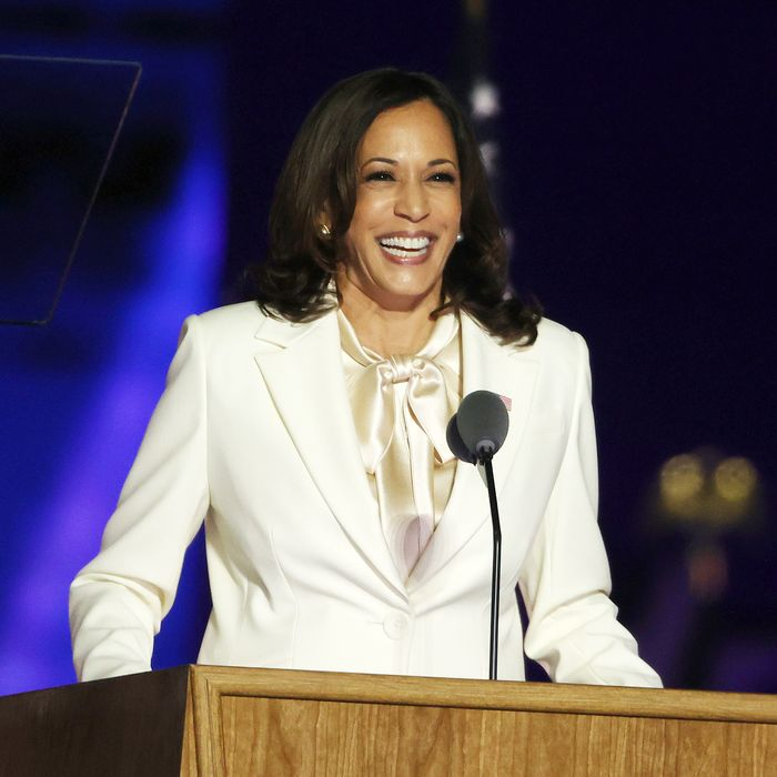 Reflecting On Kamala Harris As Vice President Elect