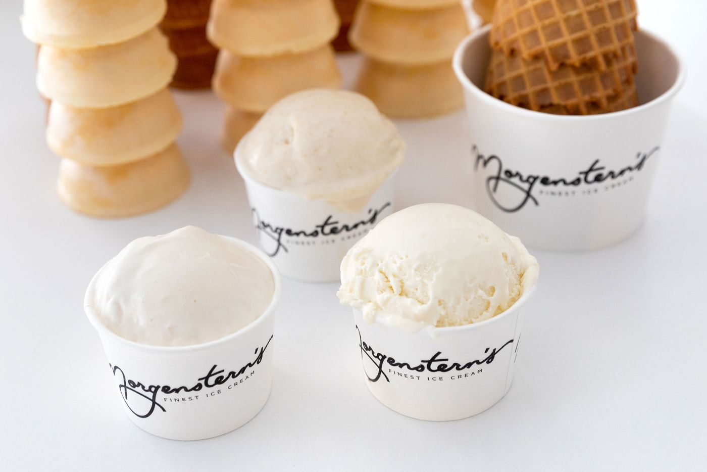 Every Ice Cream Flavor From The New Morgensterns