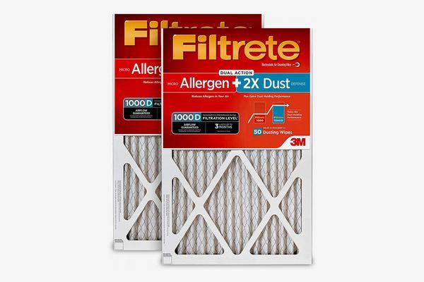 Filtrete AD01PL-2PK-6E Micro Allergen Plus Dust Filter