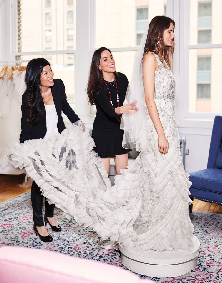 Wedding Gowns Consignment 55 Elegant Ana Perez and Jacquelyn