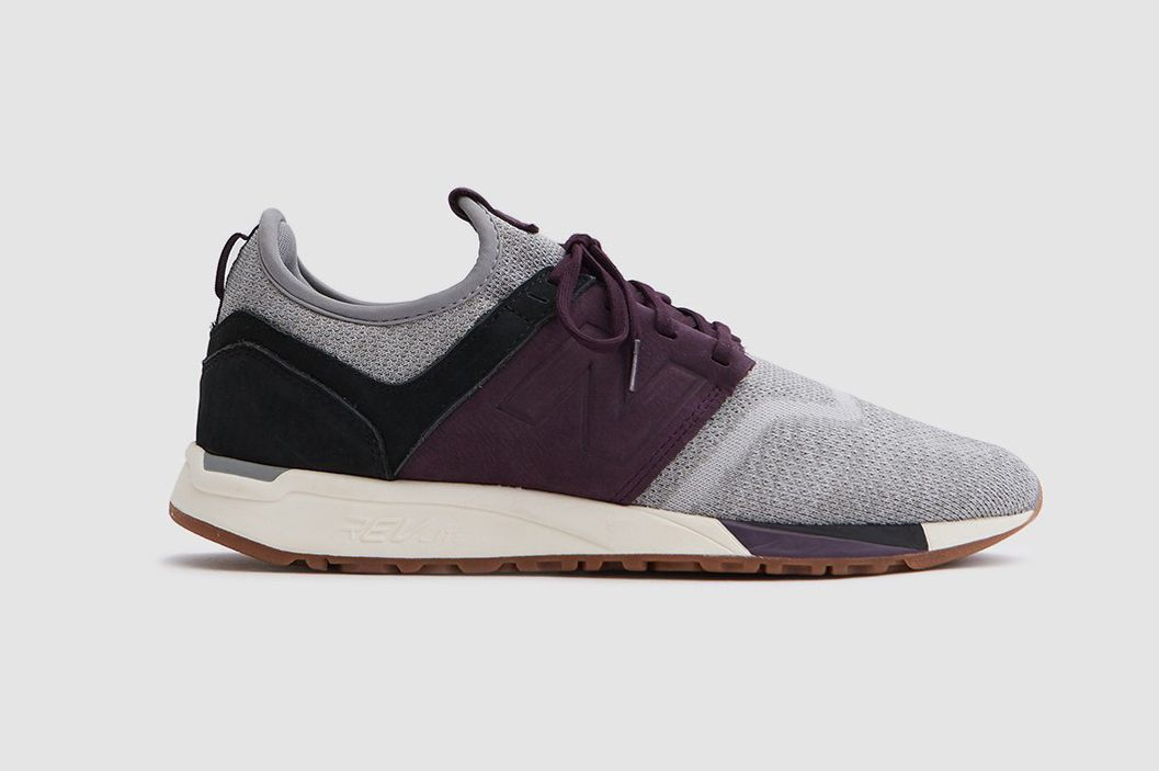 New Balance MRL247 in Gray/Purple