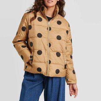 Who What Wear Women's Puffer Jacket