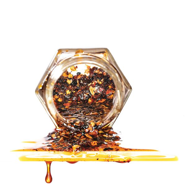 Black Label Junzi Chili Oil (110-ml. jar)