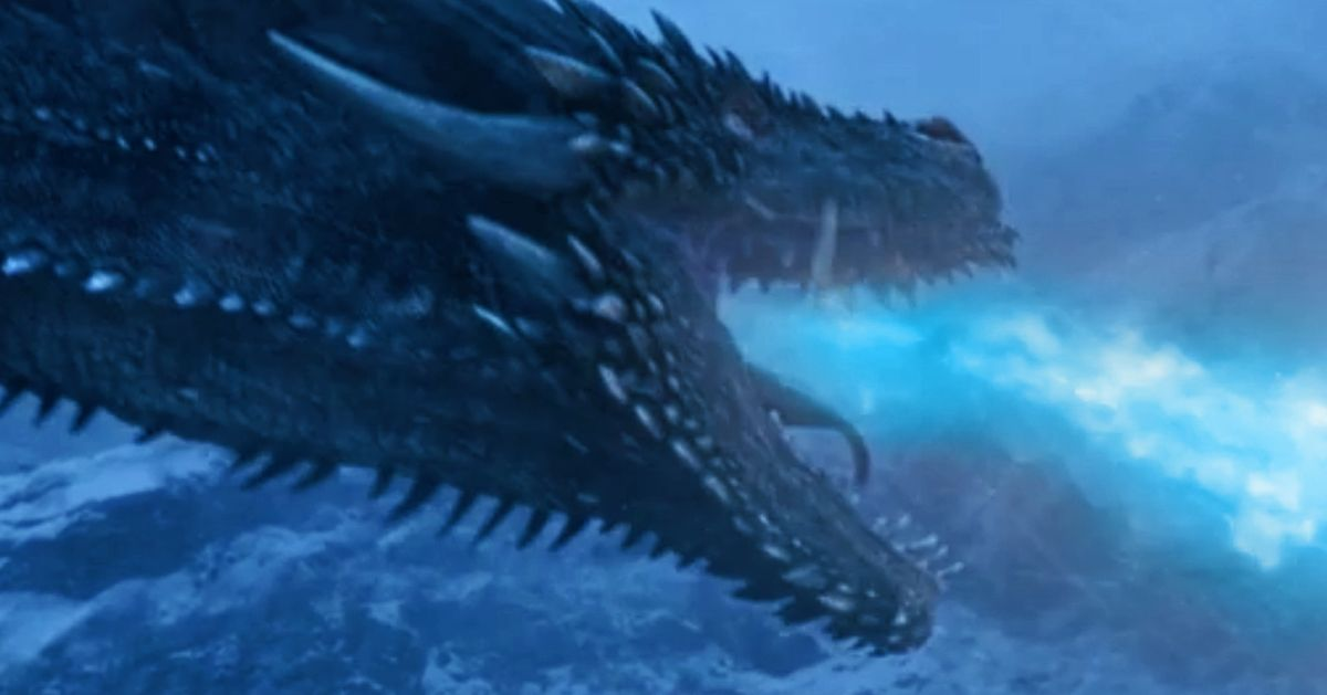 How Will Game Of Throness Night King Use His Ice Dragon