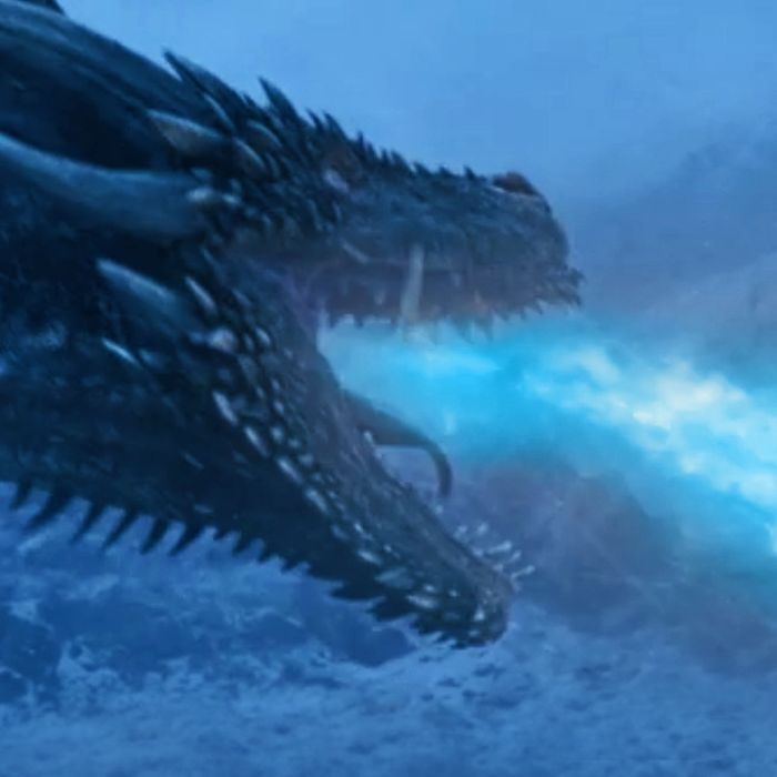 How Will Game Of Thrones's Night King Use His Ice Dragon?