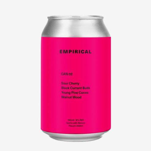 Empirical Spirits Can 02, 4-pack