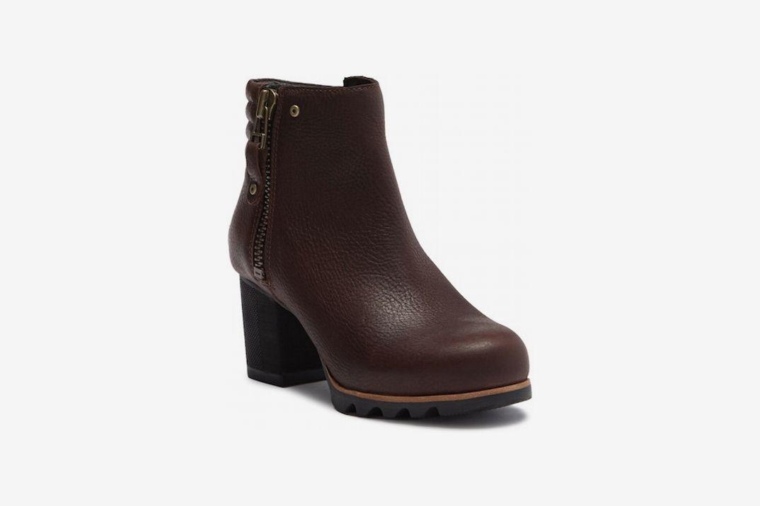 560d71f4ecc  100 at Nordstrom Rack. Buy. Sorel Danica Waterproof Leather Bootie