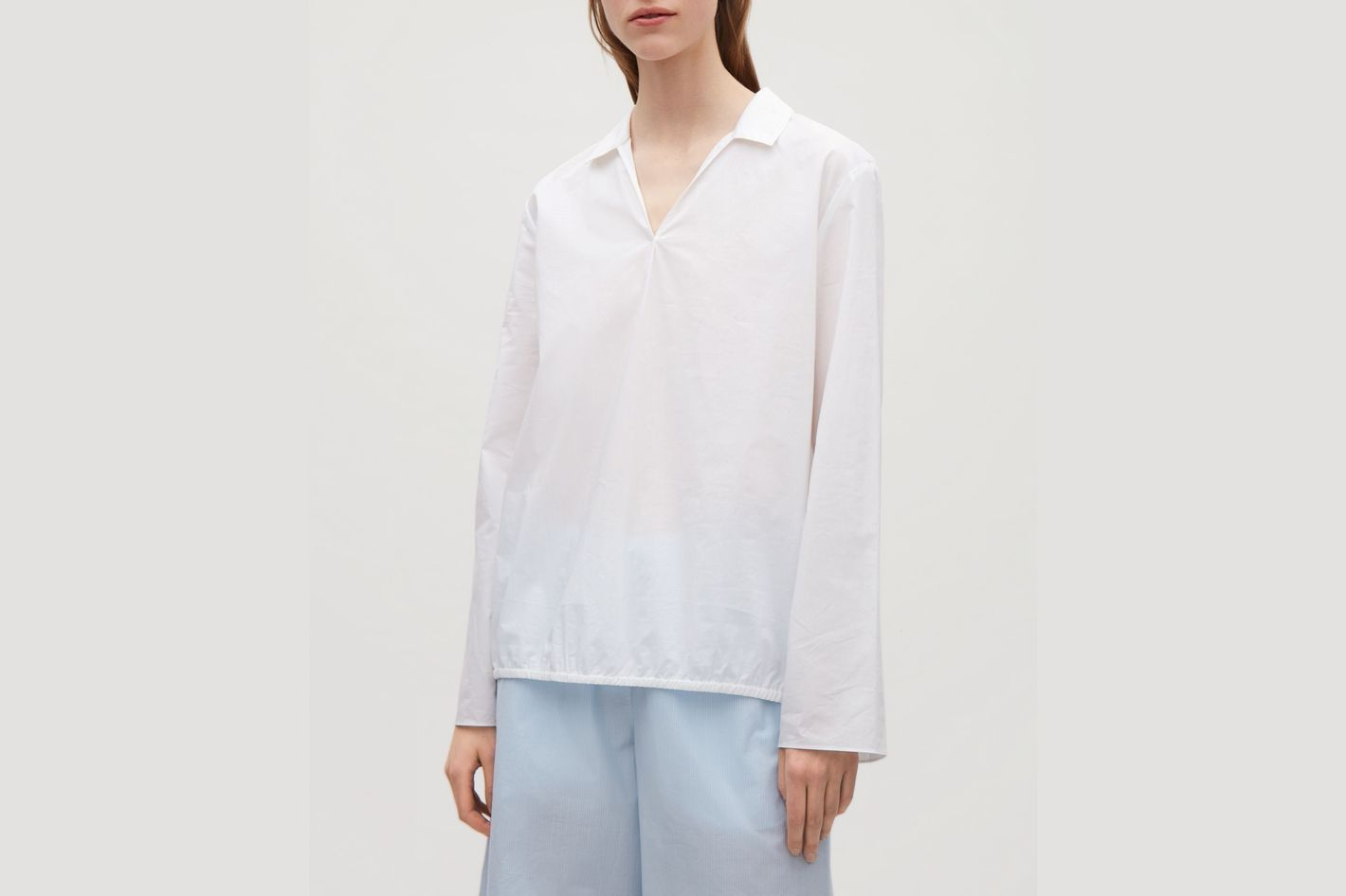 COS Elasticated Edged Shirt