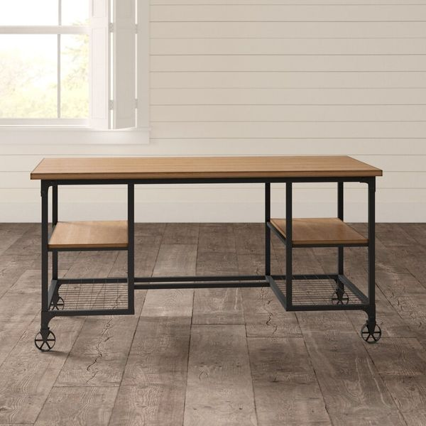 Amersham Solid Wood Desk