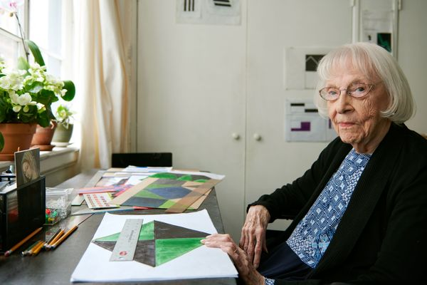 The 101-Year-Old Artist Finally Getting Her Due