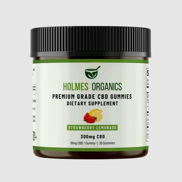 Holmes Organics CBD Gummies