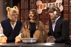 Padma Leash Me Makes Her Debut on SNL's 'Top Dog Chef'
