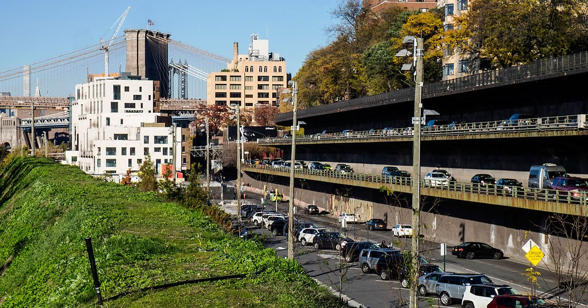 Brookly-Queens Expressway - image link to NY Mag article