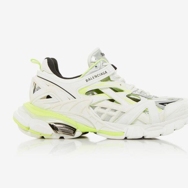 Balenciaga Track.2 Open Mesh Sneakers