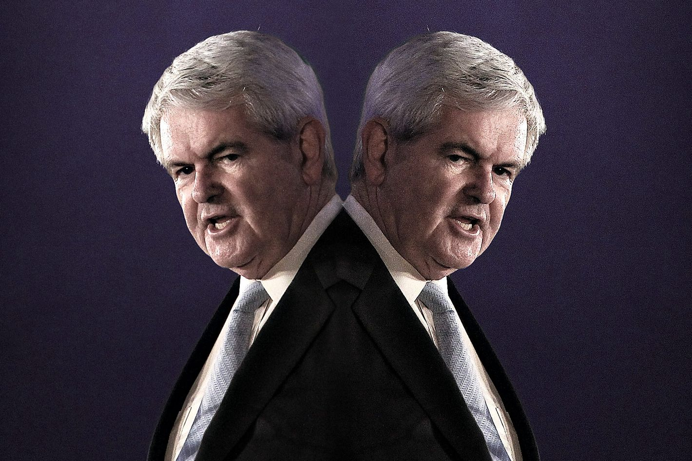 Gingrich Addresses Support for Marriage Equality