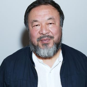 Opening Reception To Celebrate The Exhibition Of Ai Weiwei