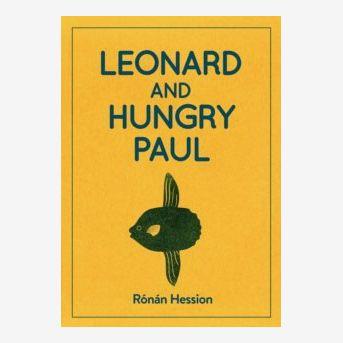 'Leonard and Hungry Paul,' by Rónán Hession