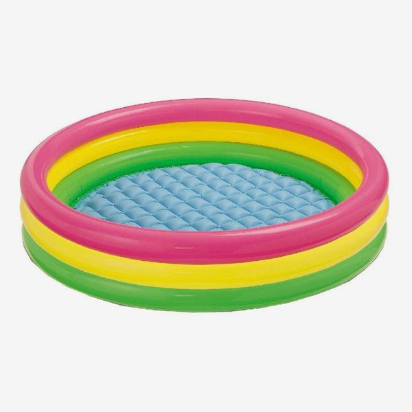 Intex Summer Sunset Glow Kiddie Pool