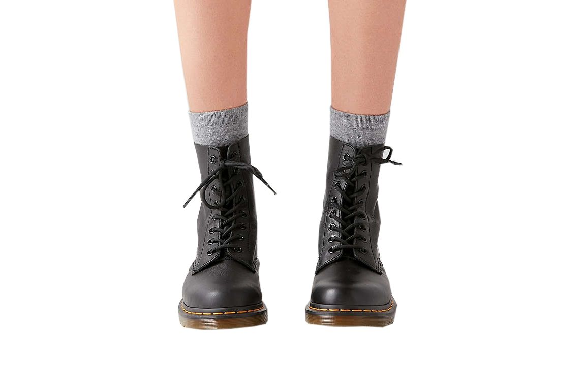 Dr. Martens Pascal Virginia 8-Eye Combat Boot