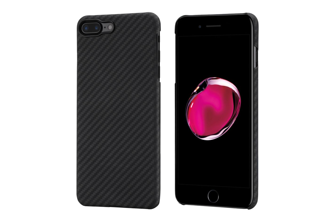 Pitaka iPhone 8 Plus/iPhone 7 Plus Case Magcase