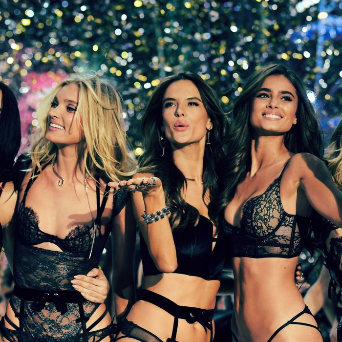 Victoria's Secret Apparently Ripped Off a Major Makeup Artist