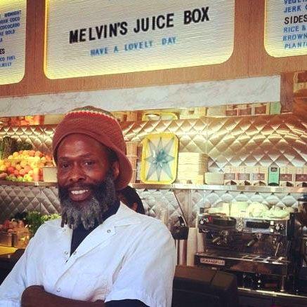 Melvin Major Jr.
