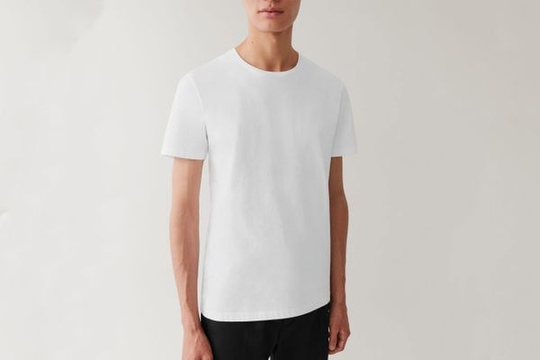 COS Round Neck T-Shirt