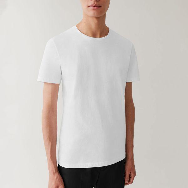 COS Round Neck T-Shirt