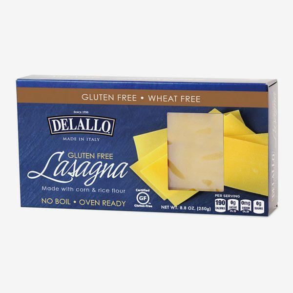 DeLallo Gluten-Free Lasagna