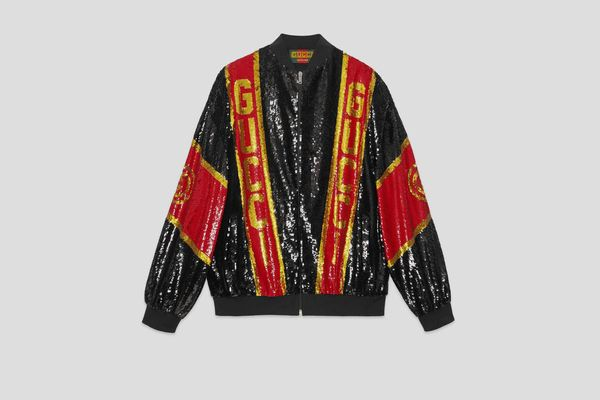 Gucci Sequin Jacket