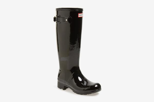 Hunter Women's Original Tour Gloss Packable Rain Boot