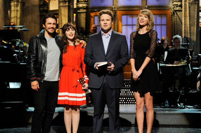 Saturday Night Live Recap Seth Rogen Celebrates 4 20 Early