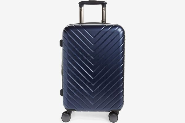 Nordstrom Chevron 20-Inch Spinner Carry-on