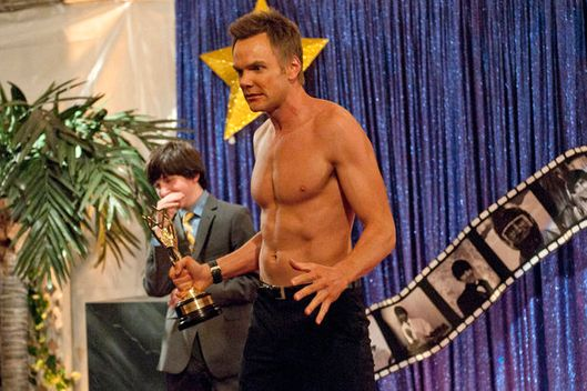"COMMUNITY -- ""Contemporary Impressionists"" Episode 310 -- Pictured: Joel McHale as Jeff."