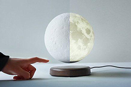 Magnetic Levitating Light