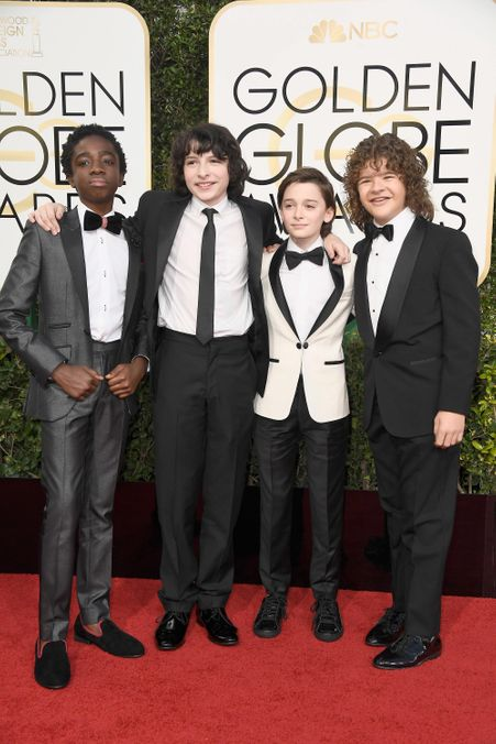 Photo 10 from Most Cohesive Tux Game: The  Stranger Things Kids