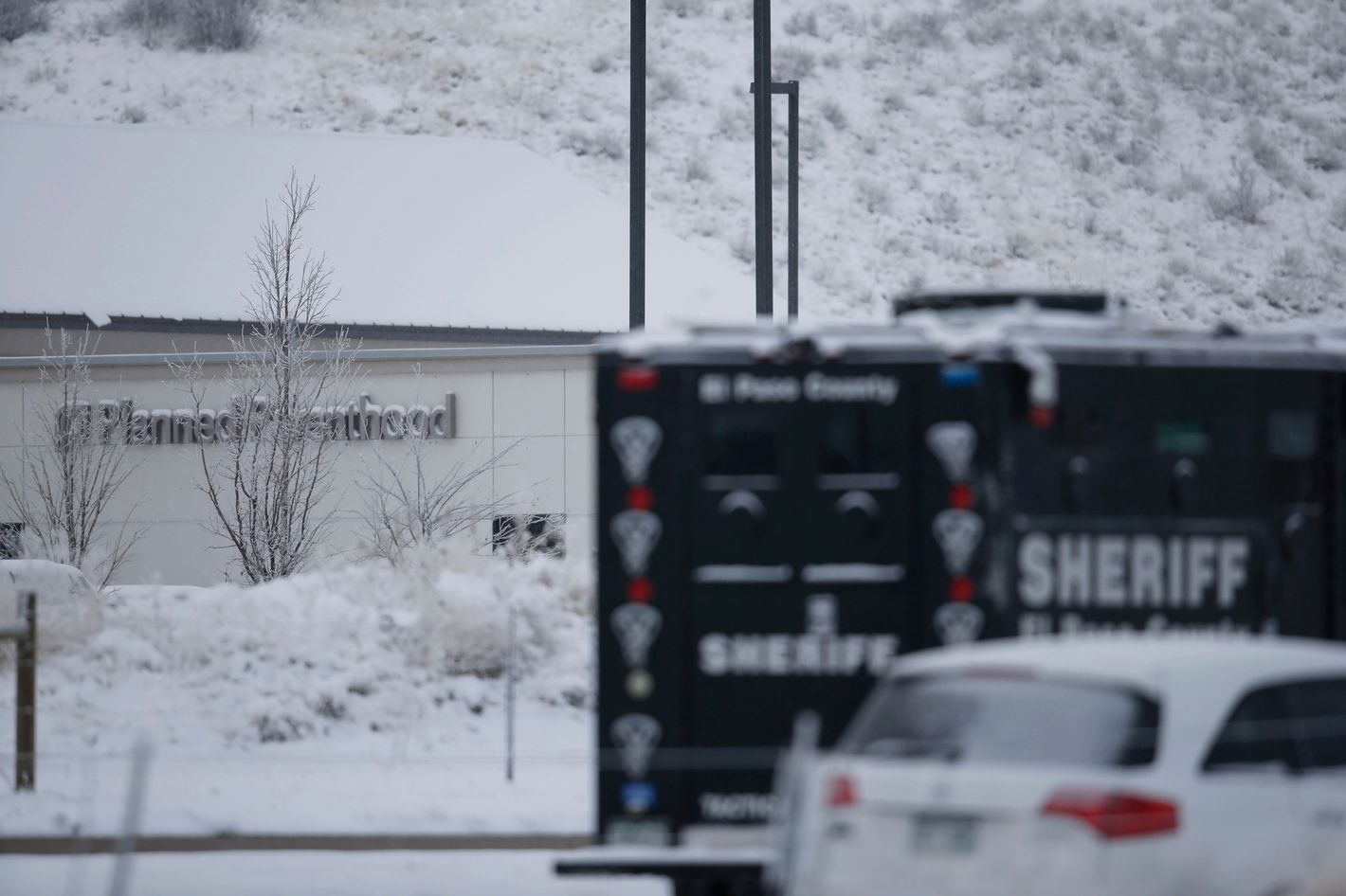 What We Know About the Planned Parenthood Shooting